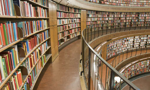 Archivumzug & Bibliotheksumzug | Henk International