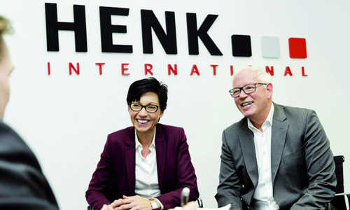 Presse | Henk International
